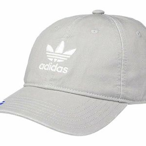 Adidas originals relaxed strap back hat.